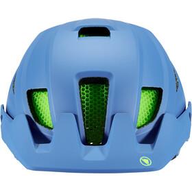 Endura MT500 Kask Dzieci, niebieski